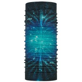 P.A.C. Original Loop Sjaal, zwart/blauw